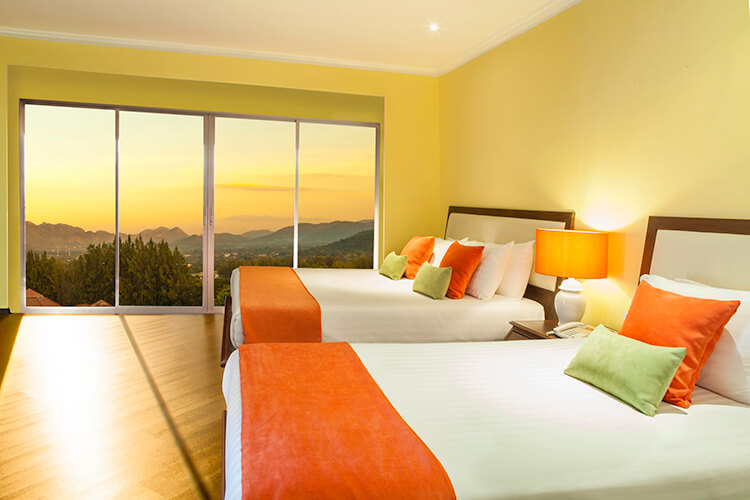 Sirjames Resort Khaoyai : Executive Suites
