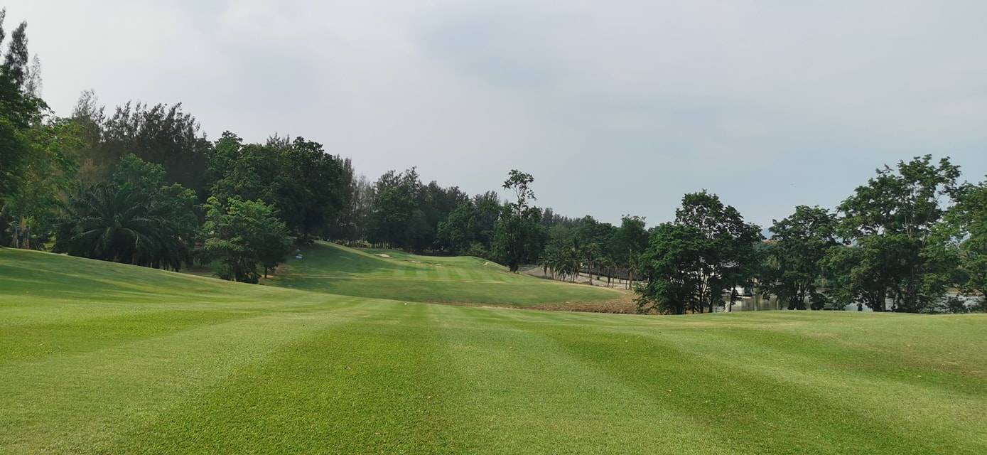 Sirjames Resort Khaoyai Golf Course