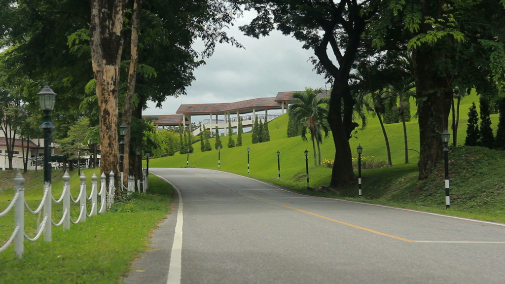 Sirjames Resort Khaoyai Jocking Area